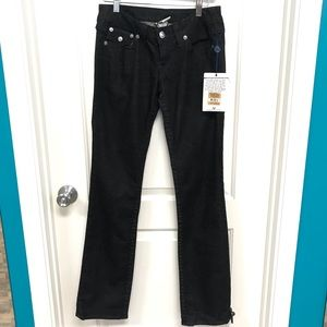 True Religion Straight Jeans with Sequins